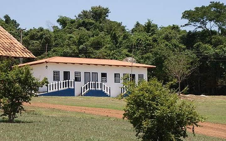 Pousada Serra do Irara em Pirenópolis