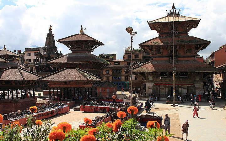 Praça Dubar - Nepal