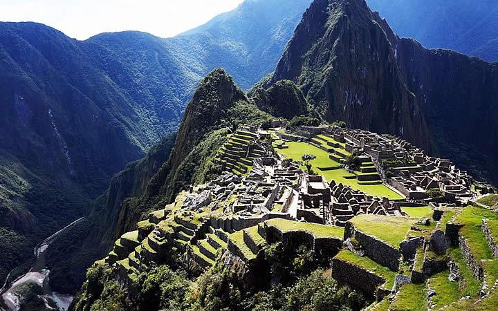 Santuário Histórico e natural de Machu Picchu