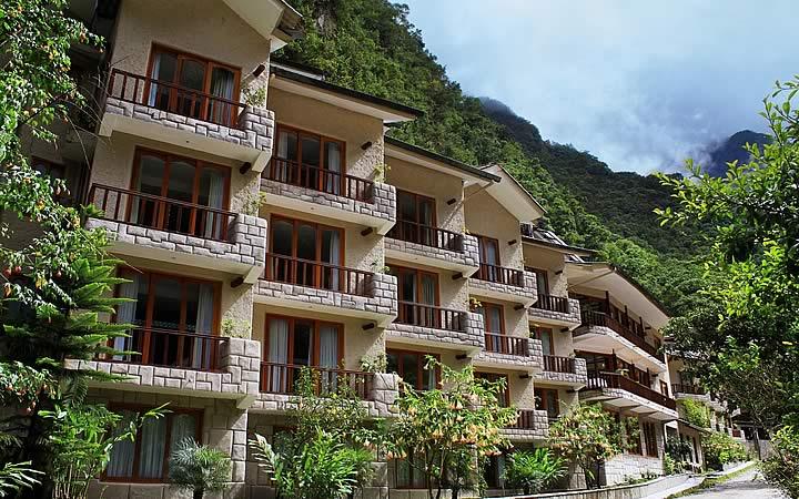 Sumaq hotel em Machu Picchu