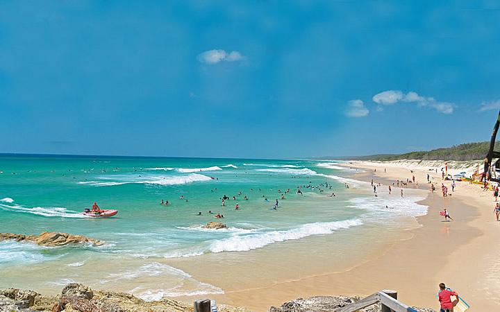 Sunshine Coast em Brisbane