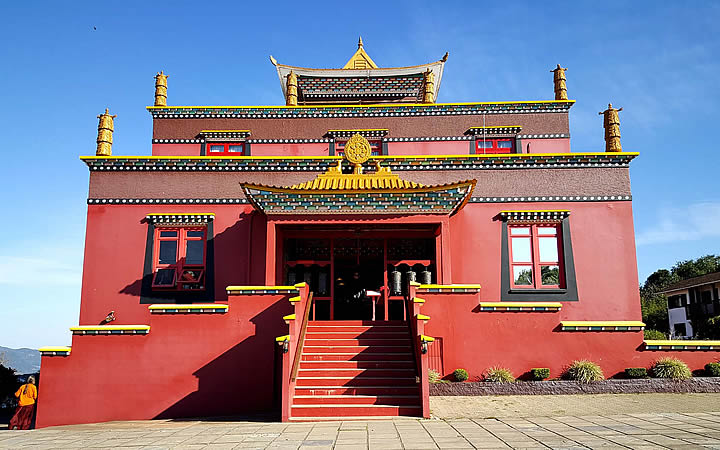 Templo Chagdud