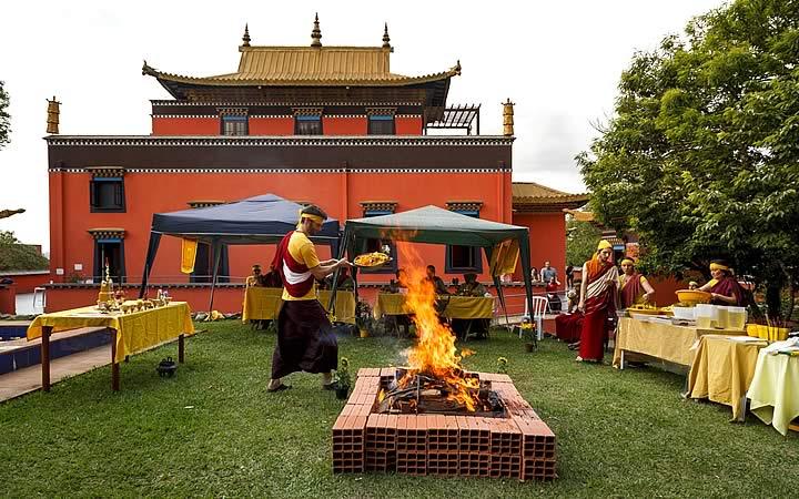 Templo budista Odsal Ling