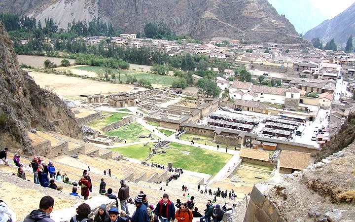 Vale Sagrado em Machu Picchu