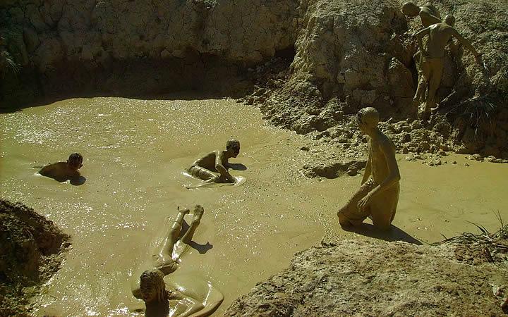 Banho de Argila em Cabo de Santo Agostinho