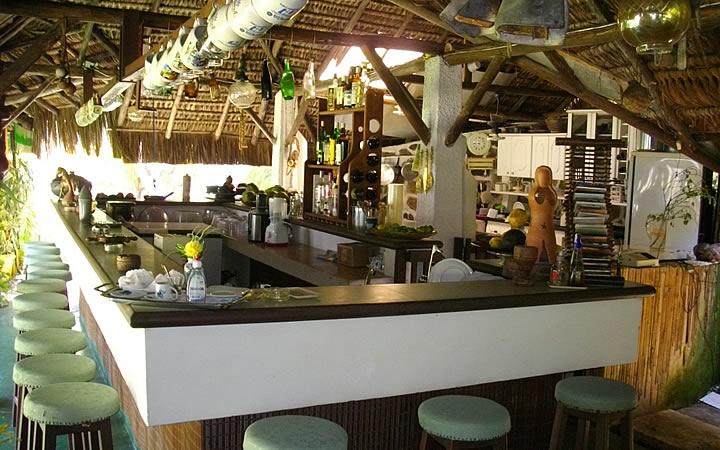 Bar na Pousada do alemão em Angra dos Reis