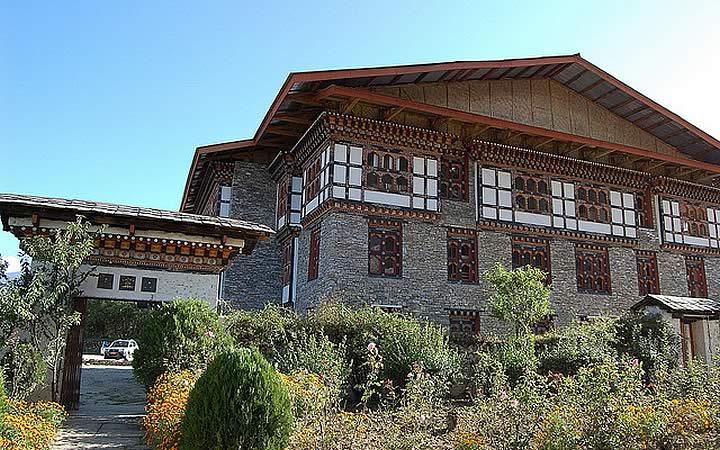 Biblioteca nacional do Butão