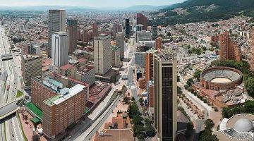 Bogotá - Visão da cidade