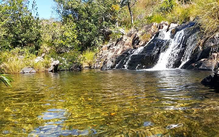 Cachoeira Capão dos Palmitos