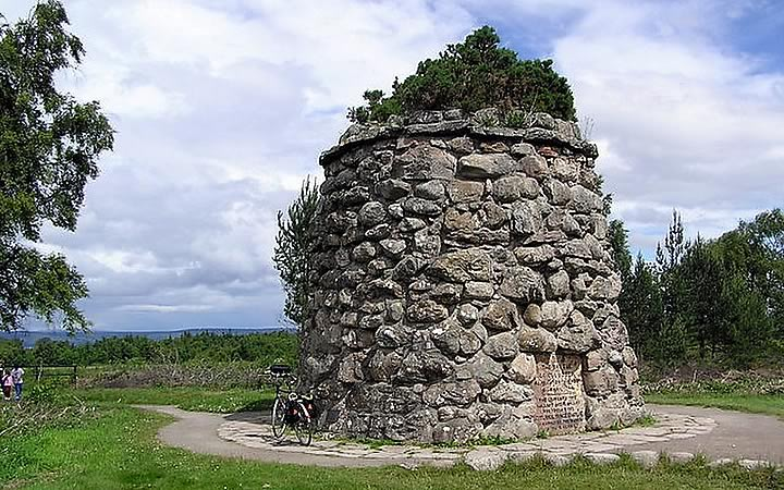 Campo de batalha de Culloden