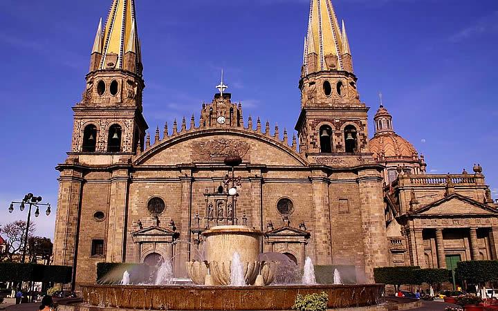Catedral Metropolitana em Guadalajara