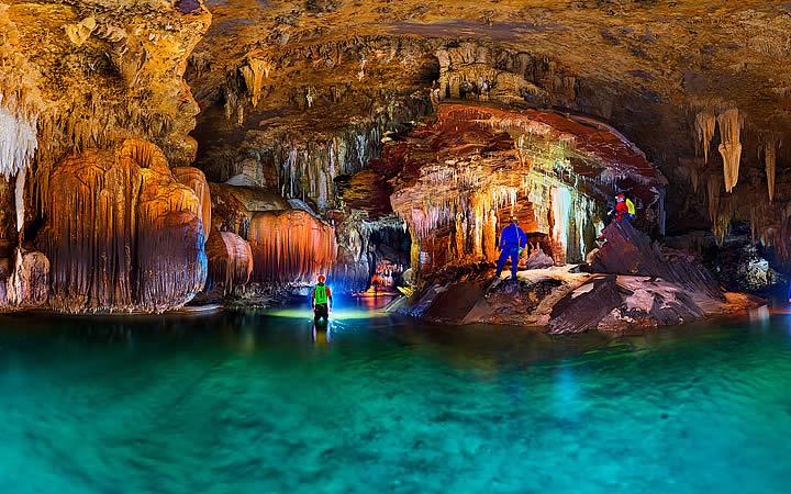 Caverna Angélica - Parque Estadual Terra Ronca