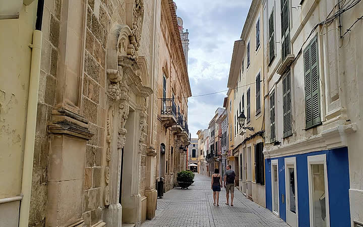 Centro Histórico de Menorca
