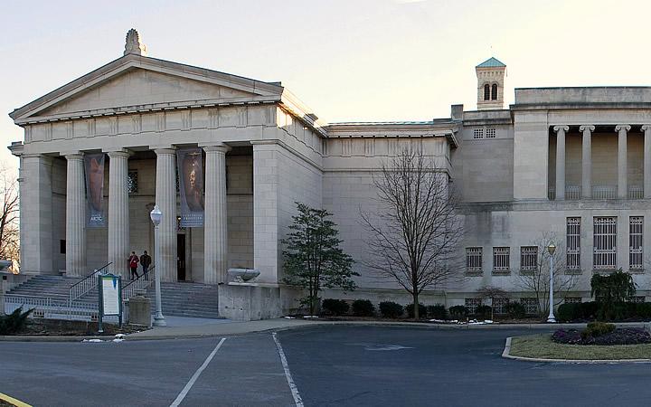 Cincinnati Art Museum em Enden Park