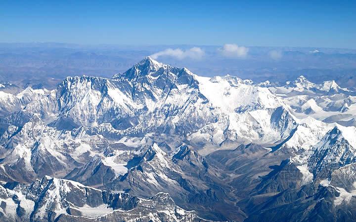 Cordilheira do Himalaia