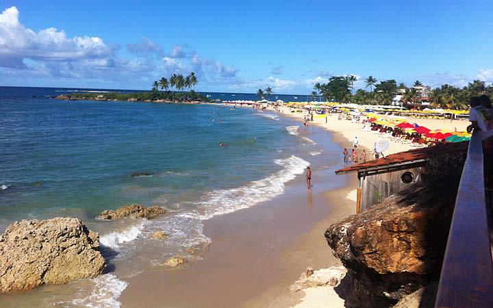 Costa do Dendê - Morro de São Paulo - Bahia