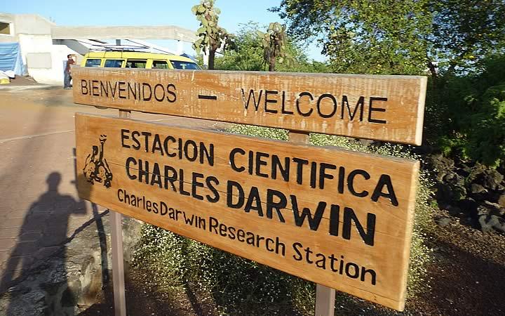 Estação Científica de Charles Darwin