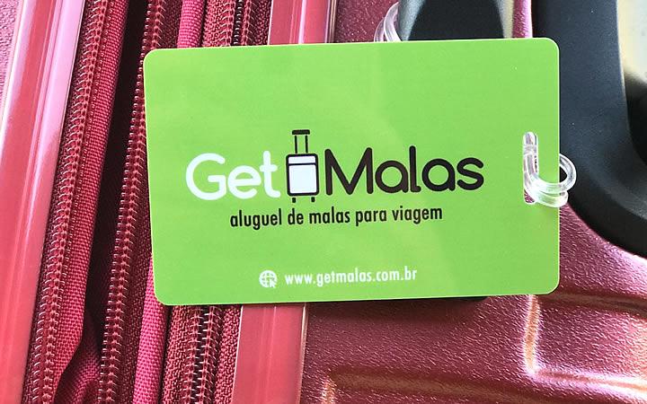 Get Malas - Aluguel de Malas