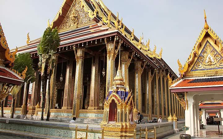 Grande Palácio Real - Bangkok
