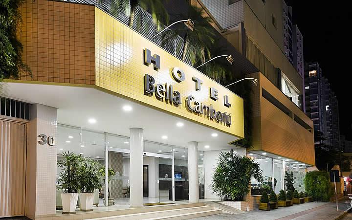 Hotel Bella Camboriú em Balneário