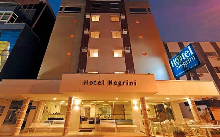 Hotel Negrini em Balneário Camboriú