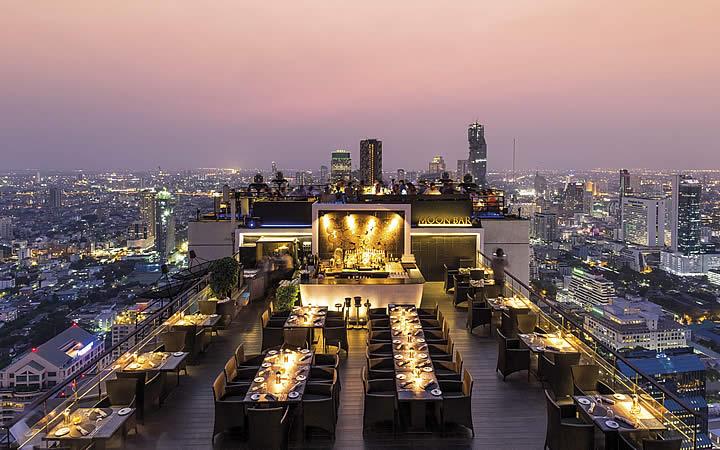 Hotel de Luxo em Bangkok