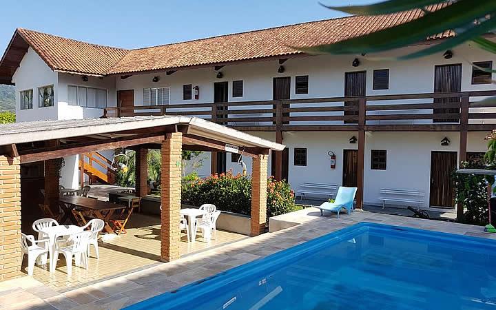 Hotel em Perúibe