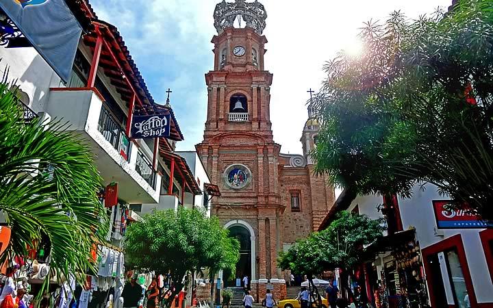 Igreja de Guadalupe - Puerto Vallarta