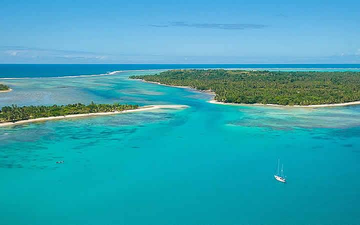 Ilha Saint Marie - Madagascar