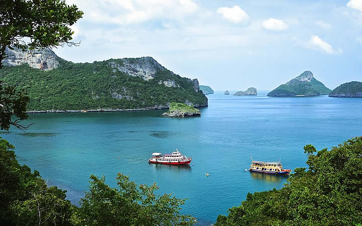 Ilha de Ko Phangan