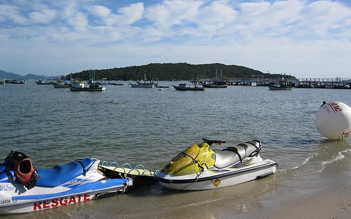 JetSki na Ilha de Porto Belo - Esporte Aquático