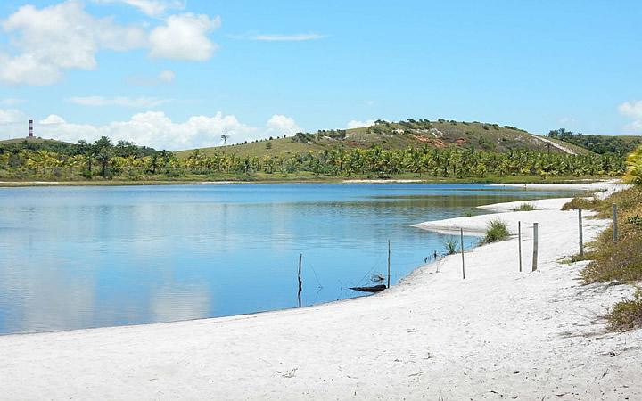 Lagoa Azul em Barra Grande