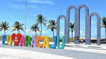 Letreiro de Aracaju