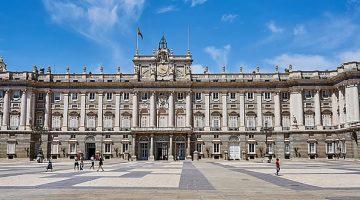Madrid - Palácio Real