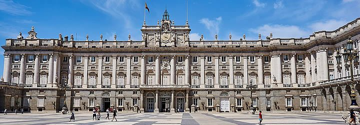 Madrid - Palácio Real