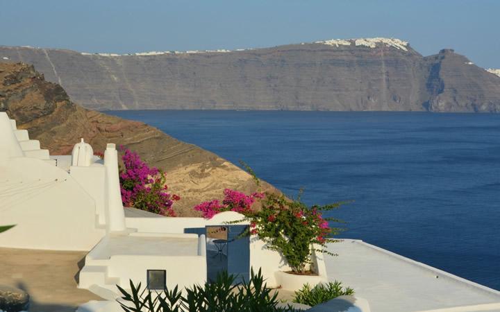 Mar Egeu - Santorini