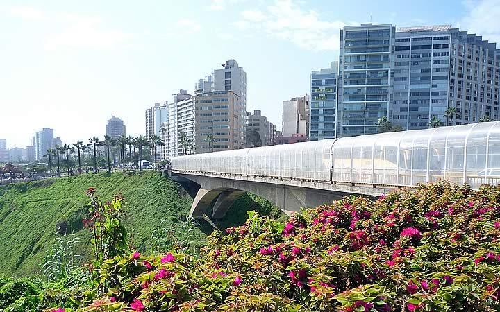 Miraflores em Lima