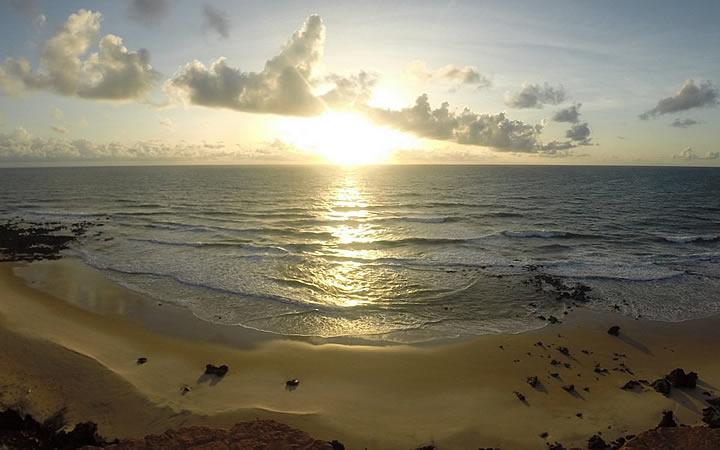Mirante do Chapadão em Praia de Pipa, RN