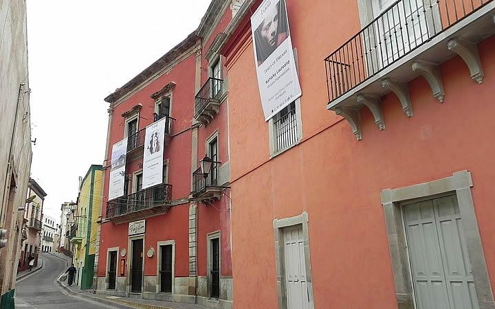 Museu Diogo Rivieira em Guanajuato