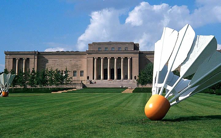 Museu de Arte Nelson - Kansas City
