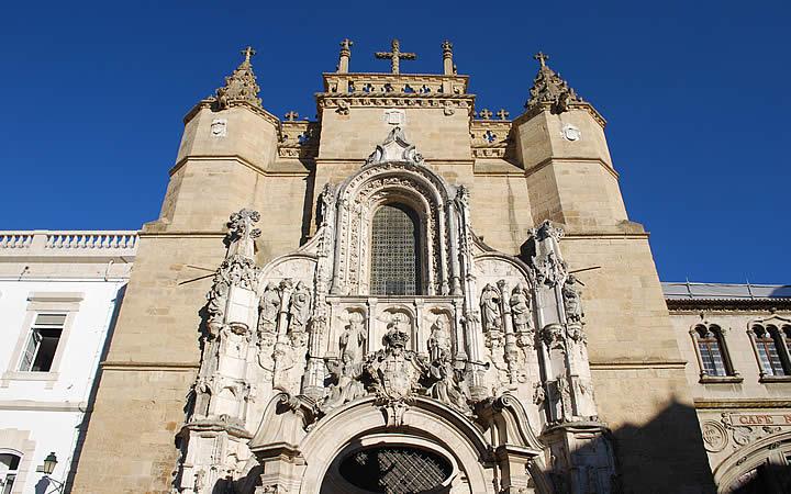 O Mosteiro de Santa Cruz