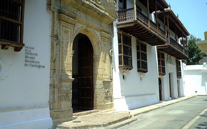 Palácio da Inquisição - Cartagena