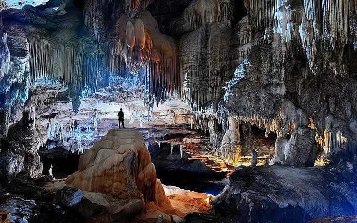 Parque Estadual Terra Ronca - Caverna Angélica