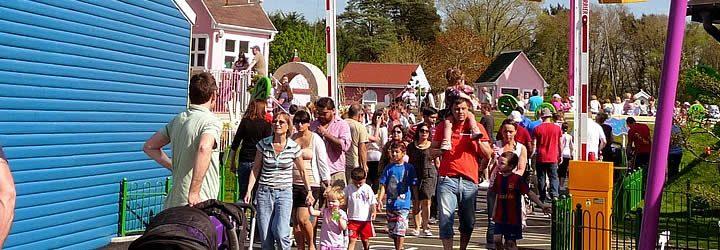 Parque Temáticos para levar as Crianças