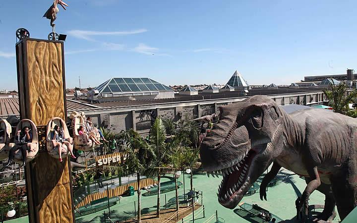 Parque temático T-Rex Park