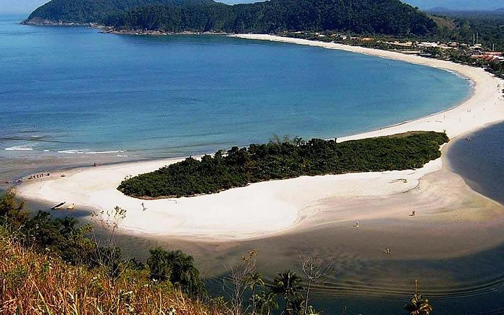 Praia Barra do Una - Peruíbe