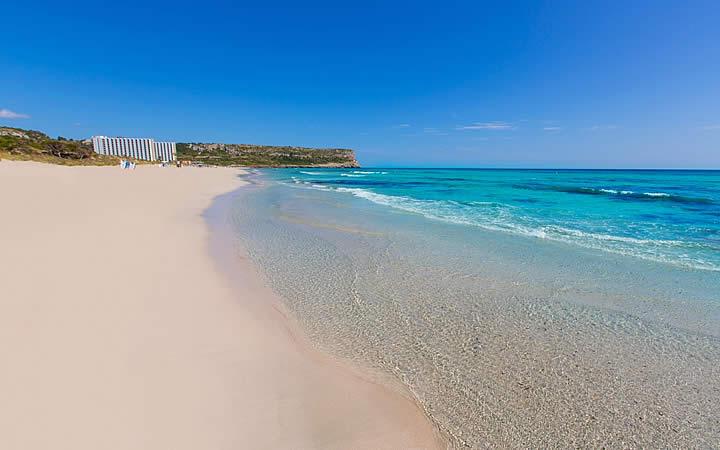 Praia Son Bou - Menorca