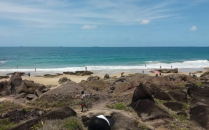 Praia da Pedra do Xaréu