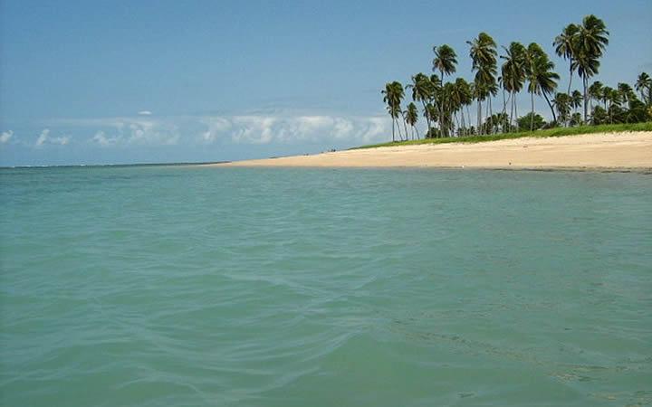 Praia da Penha - Ilha de Itaparica