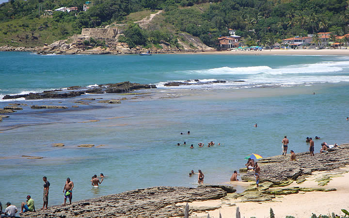 Praia de Gaibu em Cabo de Santo Agostinho